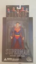 Justice League Superman collector action figure 2005 new