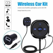 Bluetooth Audio Receiver KFZ Adapter AUX Kabel Auto 3.5mm klinke usb empfänger