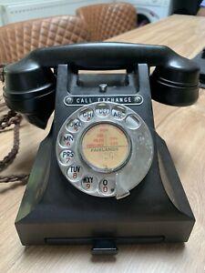 gpo bakelite telephone