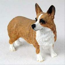 Welsh Corgi Pembroke Dog Hand Painted Canine Collectable Figurine Statue