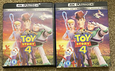 Toy Story 4 4k UHD And Blu Ray