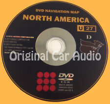 Toyota Lexus Navigation Map DVD Disc 86271-48242 DATA Version 12.1 U27