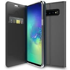 Handy Hülle Samsung Galaxy S10 Book Case Schutzhülle Tasche Slim Flip Cover