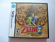 Nintendo DS The Legend of Zelda: Phantom Hourglass 2007