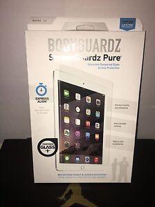 BodyGuardz iPad mini 1/2/3 Tempered Glass Screen Protector Express Align