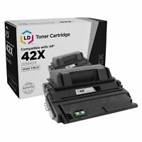 LD Compatible Replacement for HP 42X / Q5942X HY Black Toner Cartridge