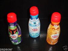 3 CoffeeMate Creamer Star Wars Boba Fett R2D2 C3PO Force Awakens Limited Edition
