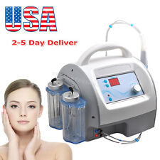 USA Facial Skin Care Machine Water Exfoliating Hydro Spa Beauty With Derma pen