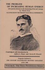 The Problem of Increasing Human Energy by Nikola Tesla - New-Tesla Society Book