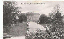 Yorkshire Postcard - The Mansion - Roundhay Park - Leeds    BH5858