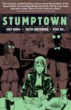Stumptown Vol 4 Hc Greg Rucka