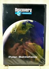 Discovery Channel Polar Battlefields DVD New Manufacturer Sealed