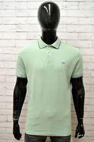 Polo MARLBORO CLASSICS Uomo Taglia L Maglia Maglietta Camicia Shirt Man Cotone