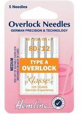 Klasse Overlocker Needles Type A (16 x 231)