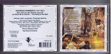 CD ANDREAS ROMBERG THE SONG OF THE BELL / CHRISTOPH SPERING/ PETER LIKA