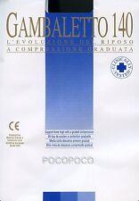 GAMBALETTI RIPOSANTI 140 DEN DONNA COMPRESSIONE FORTE mmHg 18/22 CABIFI