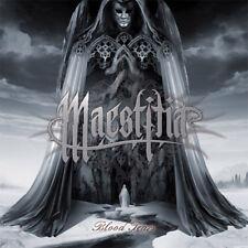 "Maestitia ""Blood Tears"" Black-Death-Metal (NEU / NEW)"