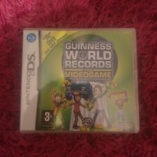 Guinness Book Of Records: The Videogame (Nintendo DS) Brand new in wrapping