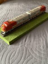Märklin 3060+4060 US Diesellokomotive F7 Santa FE A+B Unit