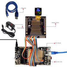 "8051 Microcontroller Development Board USB Programmer for 1.44""TFT LCD Display"