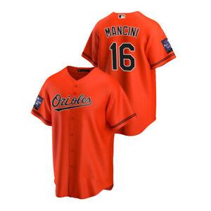 Men's Baltimore Orioles Trey Mancini Orange 2021 All-Star Game Alternate Replica