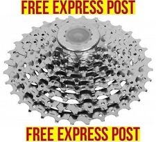 "Shimano 9-Speed Cassette """"11 - 36 teeth""""CS HG400 FREE EXPRESS POST"
