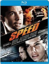 SPEED + SPEED 2 CRUISE CONTROL New Blu-ray Dual Aciton Pack Sandra Bullock
