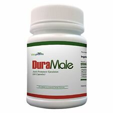 DuraMale Stop Delay Premature Ejaculation Pills Penis Stamina Enhancement Libido