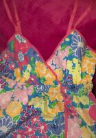 FREE SHIPPING NWOT Ladies Sz 6 Lilly Pulitzer Shirt W Adj Straps