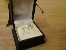 F. Hinds Round Fine Diamond Rings