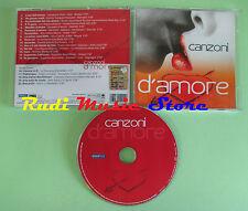CD CANZONI D'AMORE compilation 2004 CAMALEONTI BRUNO LAUZI BOBBY SOLO (C22)