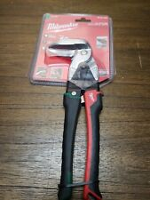 Milwaukee Upright Right Cut Snips