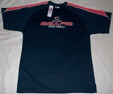 Chicago Bears Birdseye Jersey Shirt Large Tall Stay Dry VF Imagewear NFL LT