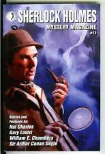 SHERLOCK HOLMES MYSTERY MAGAZINE #13, new 2014 US trade pb, fact and fiction