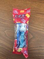 Pez Dispenser Christmas Polar Bear made in Hungary With Factory Defect