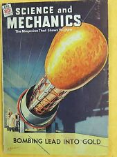 ONE Science & Mechanics Magazine 12/46 or 10/66