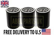 More details for jcb parts - set of 3 alco oil filter for various jcb models (part no. 02/100284)