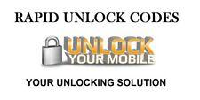 Rogers Fido Sony Unlock Code Xperia E J SP T U Z TIPO MIRO J S X Z Z1 & Others