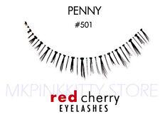 Red Cherry Lashes #501  False Eyelashes  Fake Eyelashes