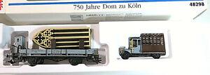 Güterwagen 750 Jahre Dom zu Köln DB Märklin 48298 H0 OVP