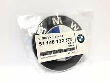 BMW 82mm Motorhaube Heckklappe Kofferraum Emblem E32 E34 E36 E38 E39 E46 E90 E91