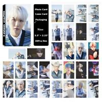 30Pcs/set KPOP Bangtan Boys SUGA Dispatc Poster Photo Card Lomo Cards
