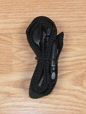 Unbranded Nylon Black Shoulder/Camera Bag/Luggage Adjustable Strap **READ**