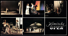 Programmübersicht 1990/91, Komische Oper Berlin, 1990