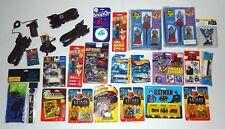 BATMAN 25pc Figure + Diecast Car + Vehicle + Toy Collection Lot CHRISTMAS DEAL