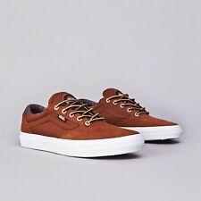 Vans Gilbert Crockett Pro HERRINGBONE TWILL TOBACCO Men's Skate Shoes SZ 6.5
