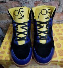 "Mr. Peanut ""Crunch Force 1"" Planters Sneakers Lim Ed Men's 10/Womens 11.5 NIB"