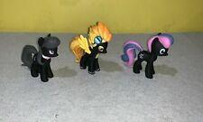 My Little Pony G4 Funko Mini Black Spitfire Sweetie Drops Octavia Figure Lot