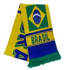 Brazil Football Scarf - Brasil Scarf