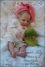 "Twinkle FAIRY 11"" LE Reborn BLANK KIT-PARTS only by-Shawna Clymer 2015 WINNER"